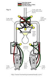 wire three way switch diagram wiring diagram and schematic design 3 way or three switch maintenance and troubleshooting