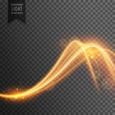 wall lighting effects. Light Effect With Waves Free Vector Wall Lighting Effects