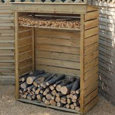 Small Log Store ...