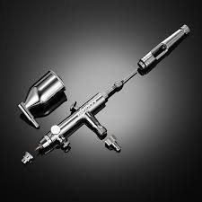 Airbrush Spray Gun 0.3Mm Side Feed Dual-Action Airbrush Kit Set ...