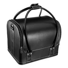 professional leather beauty estic makeup box vanity case bags us 68 73 sold out
