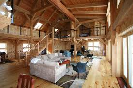 barn interior design. Exterior Design Large-size Classic Interior Of The Barn Home With Strong Natural