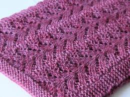Knitted Lace Patterns Amazing Inspiration Design
