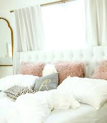 White And Gold Bedroom Furniture Pink White And Gold Bedroom White ...