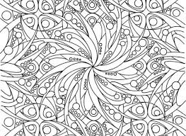 Small Picture Printable Abstract Coloring Pages at Children Books Online
