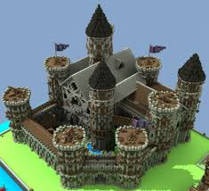 Minecraft Castle Designs How Do Tou Build A Castle On Minecraft Ipad How To Build A