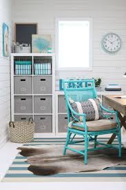small office storage. Cube Storage Small Office, White Paint And Fun Color Create The Perfect  Home Office. Office