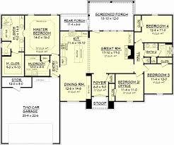 2500 square feet house fresh 2500 sq ft ranch house plans luxury