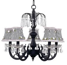 contemporary black chandelier shades beautiful 8 best frog stuff images on and inspirational black chandelier