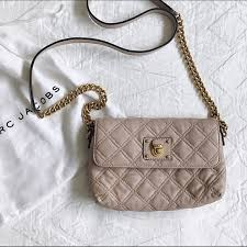 71% off Marc Jacobs Handbags - MARC JACOBS 'the Single' quilted ... & MARC JACOBS 'the Single' quilted crossbody Bag nwt Adamdwight.com