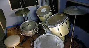 drum kit. Attack!