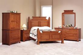 pid Amish Holmes County Bedroom Suite Set in Quartersawn White Oak 480