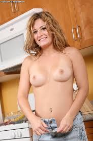 Blond girl next door nude
