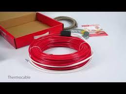 Купить <b>Нагревательный кабель Thermo</b> (Швеция)