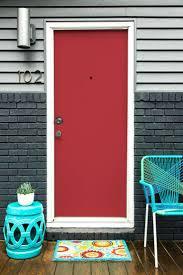 Front Doors : Design Your Own Doormat Uk 12 Colorful Front Doors ...