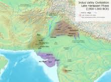 indus valley civilisation late harappan