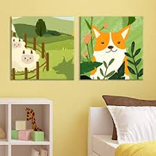 18 kids room decor ideas with art you