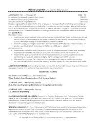 Tech Architect Resume