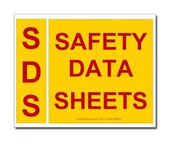 Binder And Spine Sds Binder Spine And Cover Label Set Safety Emporium