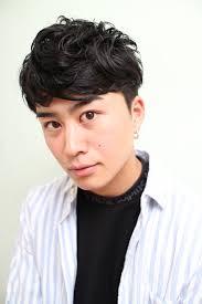 黒髪 ショート ツーブロック ナチュラルbeautrium 265 勝永 智基