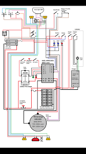 cycle analyst for high 100v motorcycle endless sphere kelly controller can bus at Kelly Controller Wiring Diagram