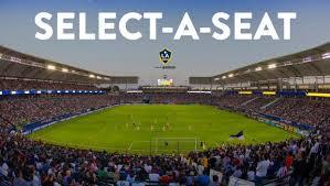 Real Salt Lake Seating Chart 3d Select A Seat La Galaxy