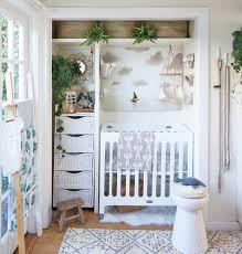 how to convert a closet into a nursery | Tiny house closet, Tiny ...