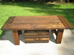 pine coffee table. Distressed Pine Coffee Table