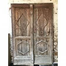 Pair Of 17th Century Antique French Doors - Wharton Antique ...