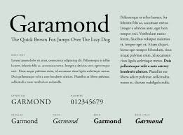 Fonts For Resume What Fonts Should You Use For Your Resume 15