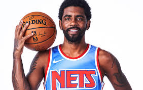 Like the nets, kyrie irving's basketball story begins in new jersey. Kyrie Irving And Brooklyn Nets Connect With New Classic Edition Jersey Brooklyn Nets