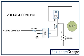 arduino based ac voltage control using zero voltage crossing  arduino based ac voltage control using zero voltage crossing detection