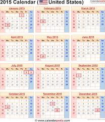 calendar federal holidays excel pdf word templates 2015 calendar