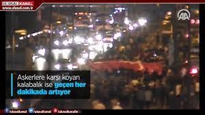 15 Temmuz 2016 gecesi İstanbul'da yaşananlar - YouTube