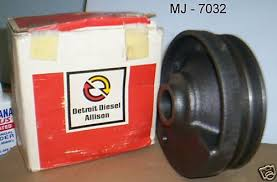 mtu detroit diesel inc groove pulley p n nos mtu detroit diesel inc groove pulley p n 5133305 nos