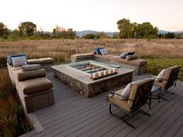gas fire pit on wooden deck decks ideas throughout dimensions 1280 x 960