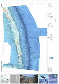 Ocean Depth Chart Bathymetric Nautical Chart 16648 14b North Pacific Ocean