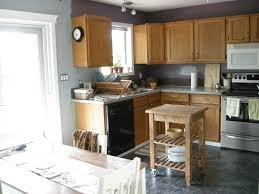 inspiring grey kitchen walls. Interior:Brown Kitchen Cabinets Wall Color Brownhen Brownstone Bistro Brownells Ar10 University Inspiring Grey Walls N