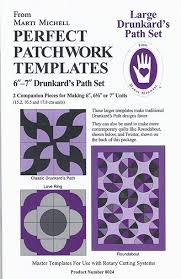 Marti Michell – Large Drunkard's Path Template Set 6″-7″ – Big Rig ... & Big-rig-quilting-store-gadgets-Drunkards-path-large Adamdwight.com