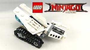 LEGO Ninjago Movie Ice Tank review! 2017 polybag 30427! - YouTube