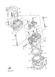 1998 yamaha yz400f yz400fk cylinder parts best oem cylinder parts rh bikebandit yamaha diagrams 1972 yamaha 125 electrical diagrams
