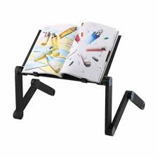 <b>Durable Portable Foldable Notebook</b> Laptop Desk Table Stand Bed ...