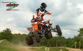 """Thor's Tyler Summers - CMRC ATV MX Pro-Am Champion - """"Wednesday Wallpapers"""""""