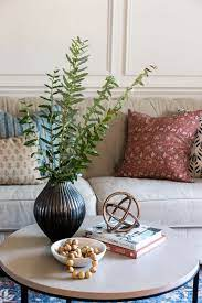 the basics of coffee table styling