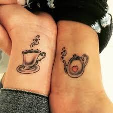 Tetování Pro Milovníky Spárované Párované Tetování Pro Dva Milence