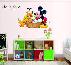 decor kafe mickey mouse wall decals