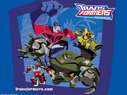 transformers animated 800x600