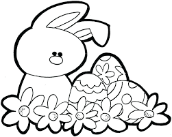 Free Easter Coloring Page Bunny Coloring Pages Science Bunny