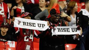 Image result for rise up falcons