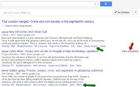 How To Cite How To Cited By Searches In Google Scholar Citation